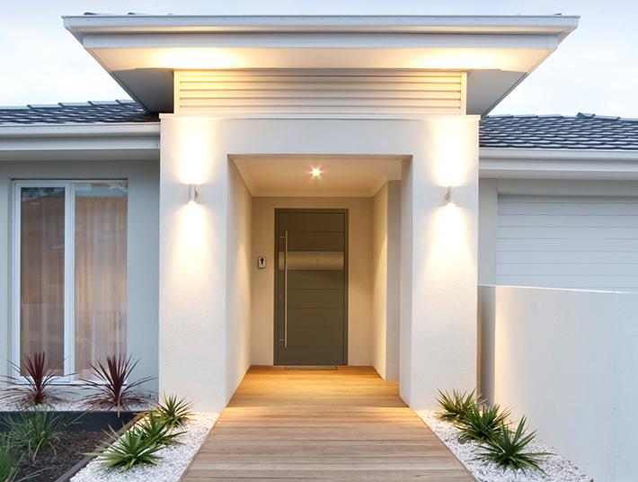 Aluminium Haustüren Qualität