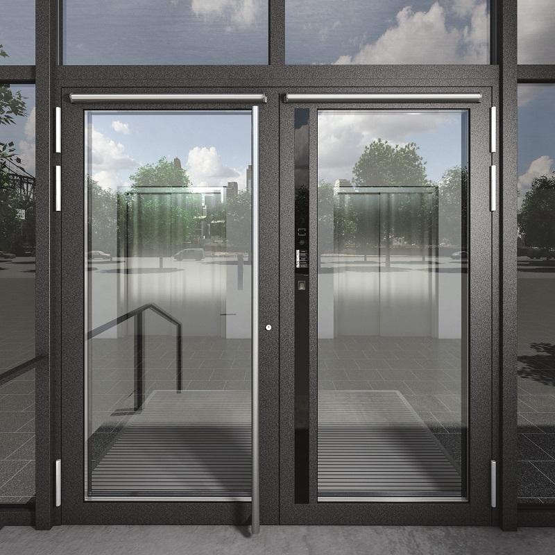 100 original sch co aluminium haust ren und fenster. Black Bedroom Furniture Sets. Home Design Ideas