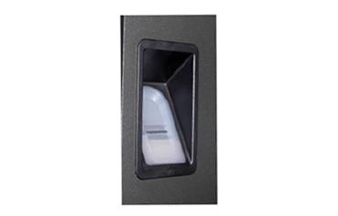 Detural Aluminium Tueren Fingerprint Zugangssystem