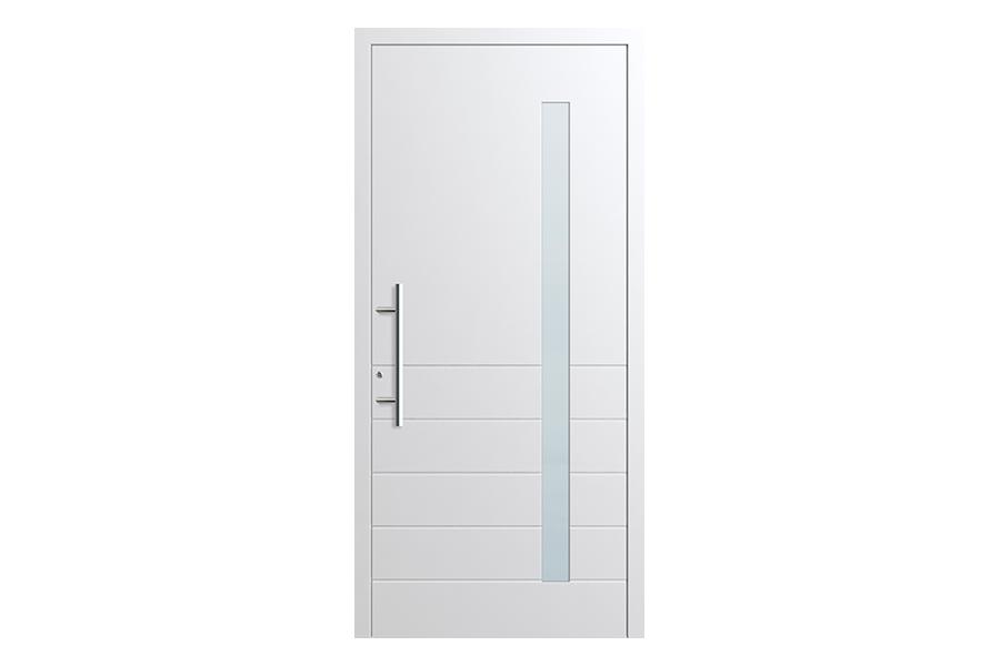LD 100 Schüco Alu Tür