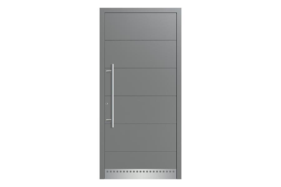 LD 110 Schüco Alu Tür