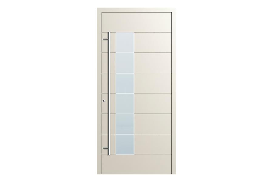 LD 123 Schüco Alu Tür