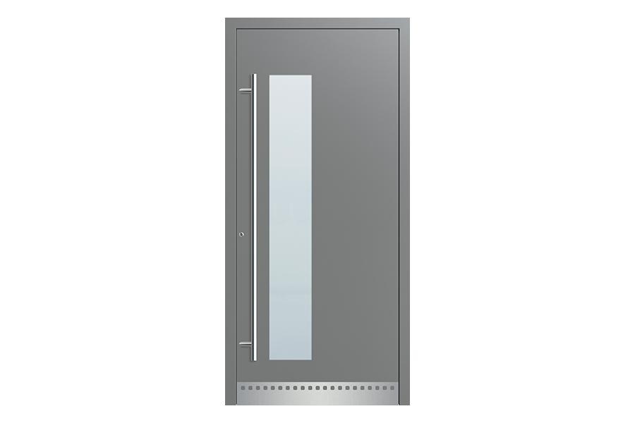 LD 124 Schüco Alu Tür