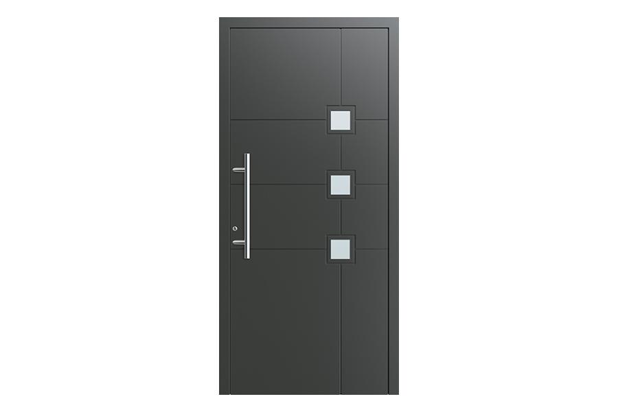 LD 222 Schüco Alu Tür