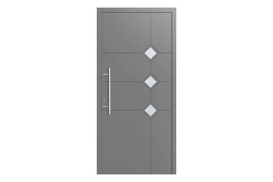 LD 224 Schüco Alu Tür