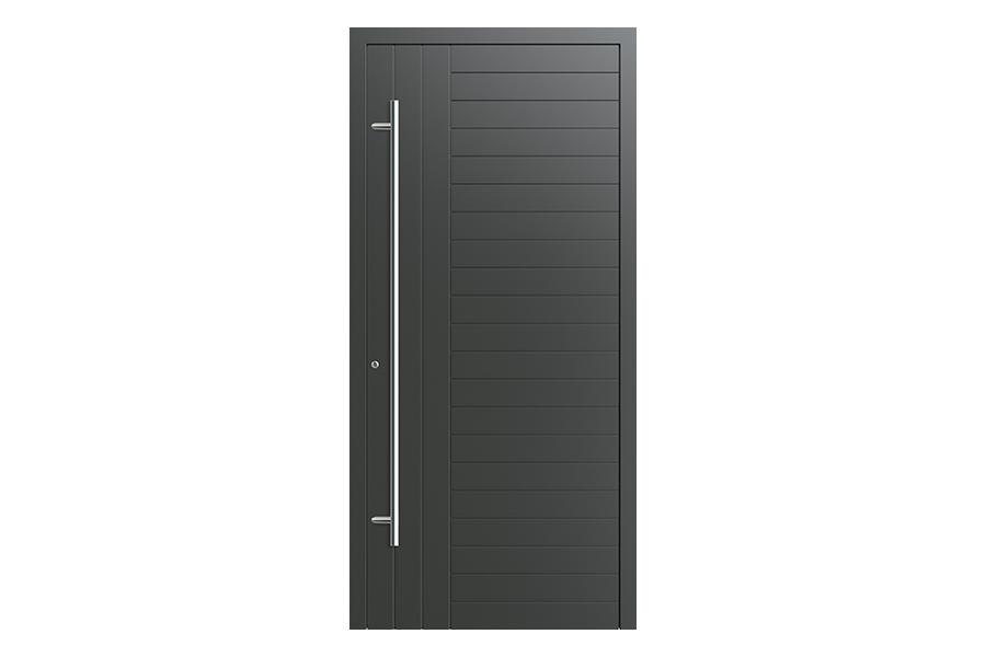 LD 240 Schüco Alu Tür