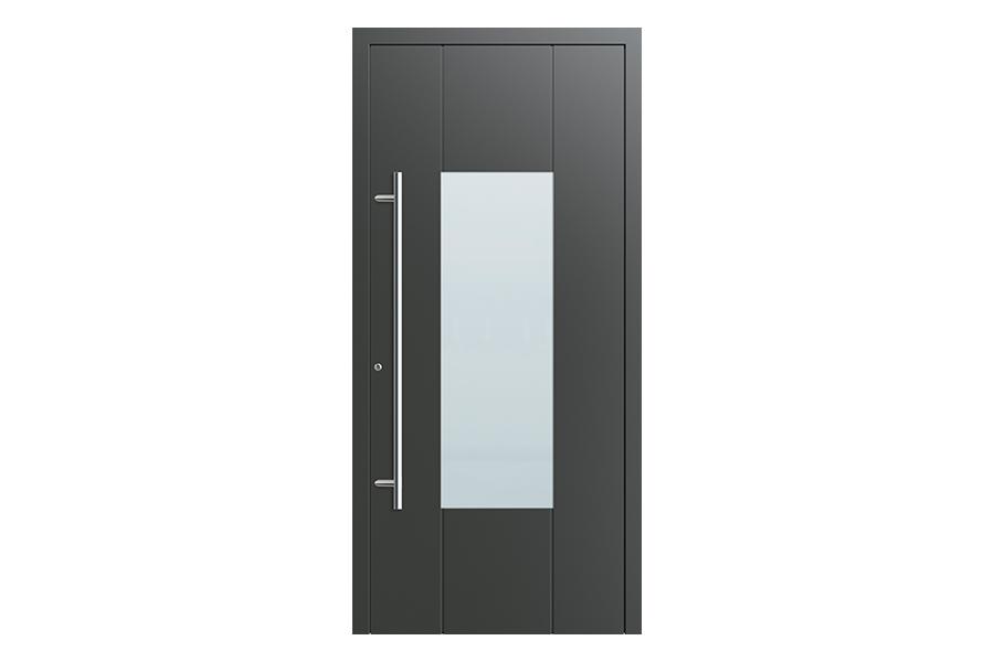 LD 250 Schüco Alu Tür