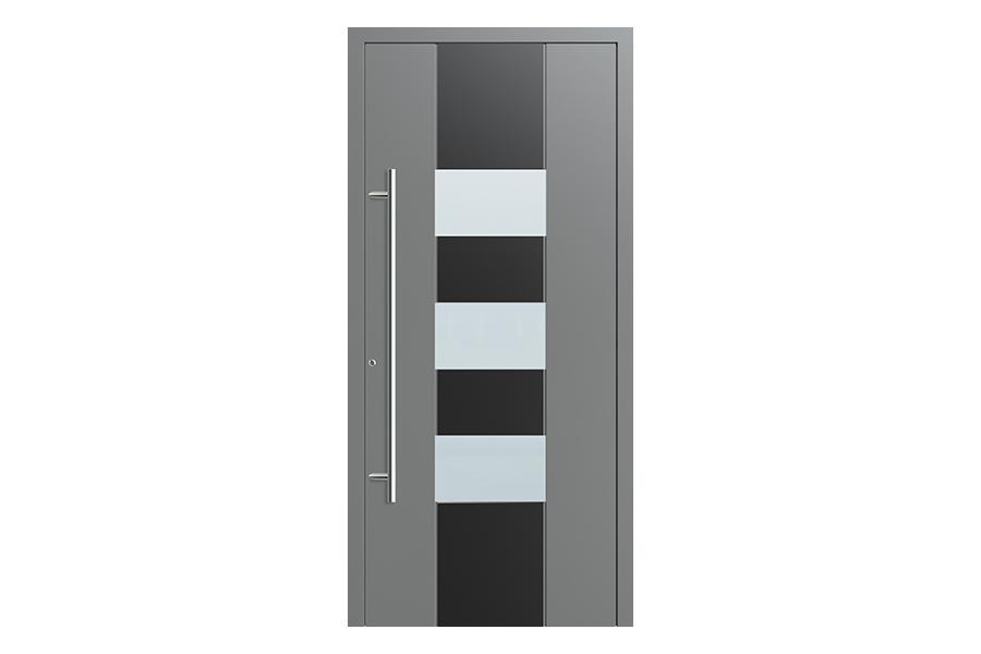 LD 261 Schüco Alu Tür