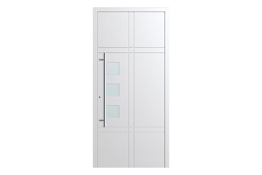 LD 320 Schüco Alu Tür