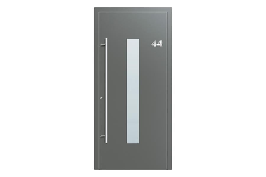LD 351 Schüco Alu Tür