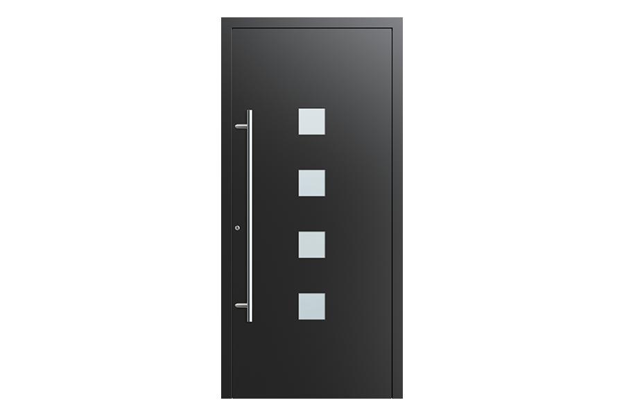 LD 361 Schüco Alu Tür