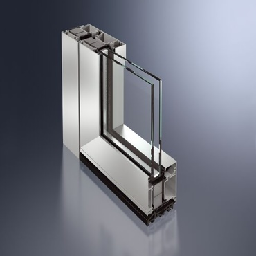 ads_75_si Aluminium Haustüren Modell